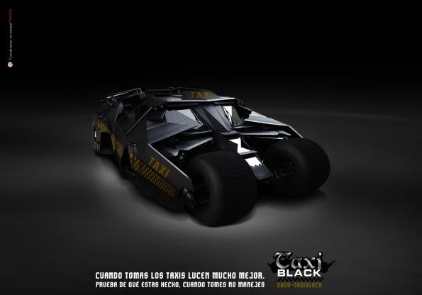 black taxi 2